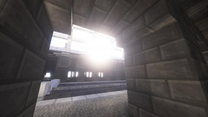 Train Station Sun