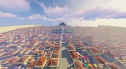 Sword Art Online - Floor 1 + ADDED VILLAGES Minecraft Map & Project