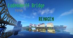 Remagen Bridge - ww2 Minecraft Map & Project