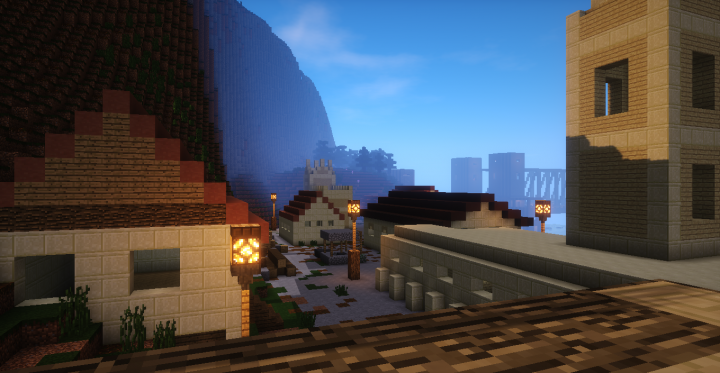 north shore town 1