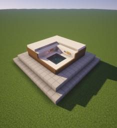 Workin Hot Tub [Command Block] Minecraft Map & Project
