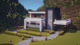 Deiphiz's Modern Summer Home Minecraft Map & Project