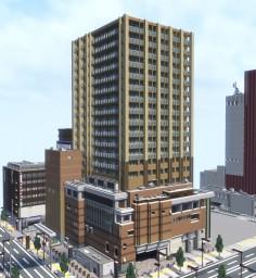 kyokei city Current progress Minecraft Map & Project
