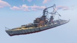 Light Cruiser Nürnberg Minecraft Map & Project