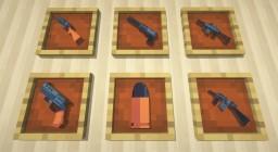 Guns Mod | Modern Edition (Pistols, Revolver, Shotguns, SMGs) Minecraft Mod