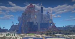 Tetrabear's Sky Kingdom Village Minecraft Map & Project