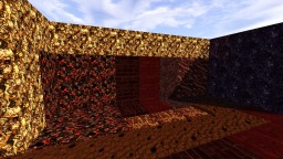 S&K Photo Realism Nether Addon Minecraft Texture Pack