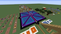 Test Map For Texture And Shaders (ITA/ENG) Minecraft 1.13.2 Minecraft Map & Project