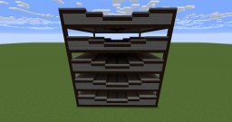 Nether Wart Farm Base Minecraft Map & Project