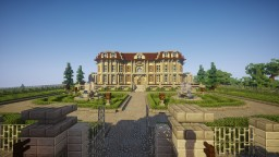 Wayne Manor and Area by The4BDmaster Minecraft Map & Project