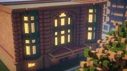 Traditional Builds & DNLD Minecraft Map & Project