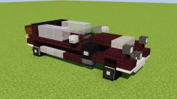 Mercedes-Benz 770K Minecraft Map & Project