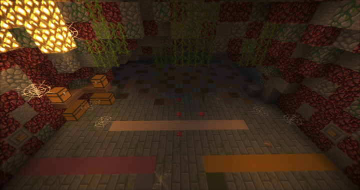 A large variety of zombies spawn here and rush to your side!