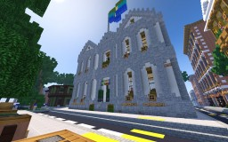 NESK VALLEY - REALISTIC COUNTRY PROJECT - CITIES, TOWNS & MORE Minecraft Map & Project