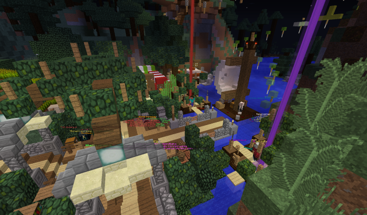 Survival Spawn Map 1 12 2 Minecraft Project