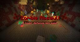 Zombie Assault Minecraft Map & Project