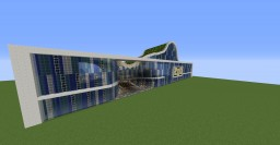 Zoo Main entrance Minecraft Map & Project