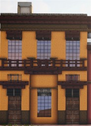 5 Calle de Mercaderes, Plaza Mayor, Lima, Peru Minecraft Map & Project