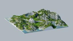 A River Runs Through It Minecraft Map & Project