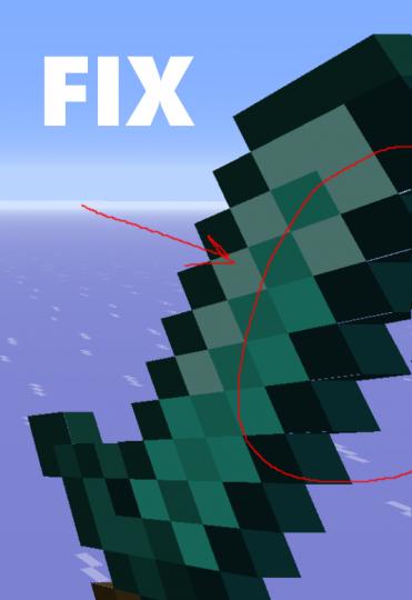 Transparent Lines On Edges Texture Stitching Fix Minecraft Texture Pack