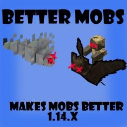 Better Mobs (v1.5) Minecraft Data Pack