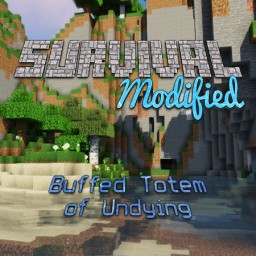 SM Buffed Totem of Undying v1.0.0 Minecraft Data Pack