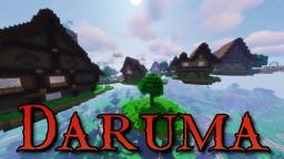 Daruma - An RPG Open World Adventure (Update Aphelion) Minecraft Map & Project