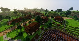 The Shire by Genstructures Official Minecraft Map & Project