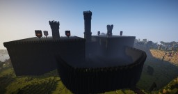 Mordor by Genstructures Official Minecraft Map & Project