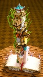 Xoit Minecraft Map & Project