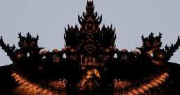Endfestung | Endspawn - Farmwelt | CultCraft.de Minecraft Map & Project