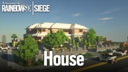 Rainbow Six Siege: House map Minecraft Map & Project