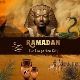 Time Tangled Trilogy: Chapter 1: Ramadan, a Forgotten City. Minecraft Map & Project