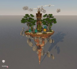 Jurassic Lobby Minecraft Map & Project
