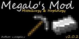 [Forge][1.12.2] Megalo's Mod - v2.0.2 - Date Updated: 15/09/19 Minecraft Mod