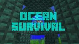 Ocean Survival, a Data Pack for Survival Ocean Buffet worlds! Minecraft Data Pack