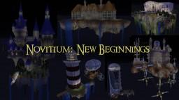 Novitium: New Beginnings (ReMastered) Minecraft Map & Project
