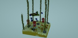 Underwater Life Minecraft Map & Project