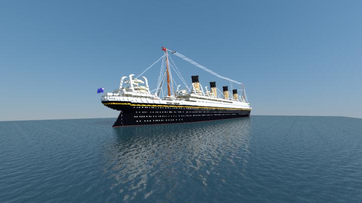 RMS Britannic