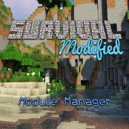 SurvivalModified [Module Manager] v1.0.2 Minecraft Data Pack