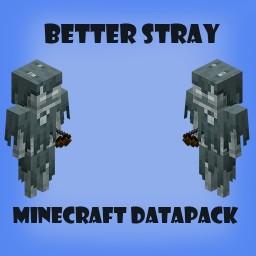Better Stray (v1.1) Minecraft Data Pack