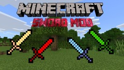 Elemental Sword Mod Minecraft Mod