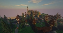 TigerG's Schloss | Steiningen - Cities | CultCraft.de Minecraft Map & Project