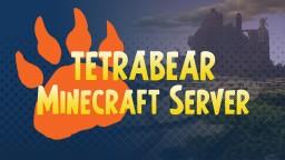 TetrabearMC Season 3 [SMP]{1.16.1}{Whitelist}{Dynmap}{Economy}{16+} Minecraft Server