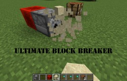 Ultimate Block Breaker 1.14+ V1 Minecraft Data Pack