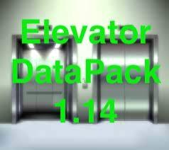 SkyElevator Data Pack for 1.14+ Minecraft Mod