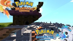 Pixelmon: HeartGold/SoulSilver Adventure Map Minecraft Map & Project