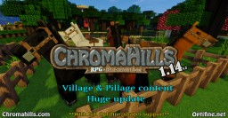 [128x64x] Chroma Hills RPG/ with a cartoon twist Minecraft Texture Pack