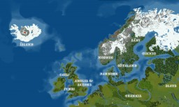 Viking Age Northern Europe: A Historical Roleplay & Faction-Survival Server Minecraft Server