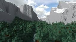 Yosemite National Park Minecraft Map & Project